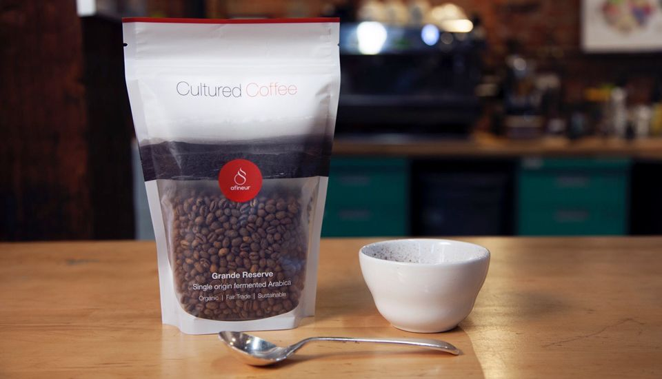 """""""To create a flavor profile similar to the pricey Kopi Luwak beans, and bypass the bowel movements, the company uses fermentation to create coffees with low bitterness and astringency so that fruit and other flavors shine."""""""