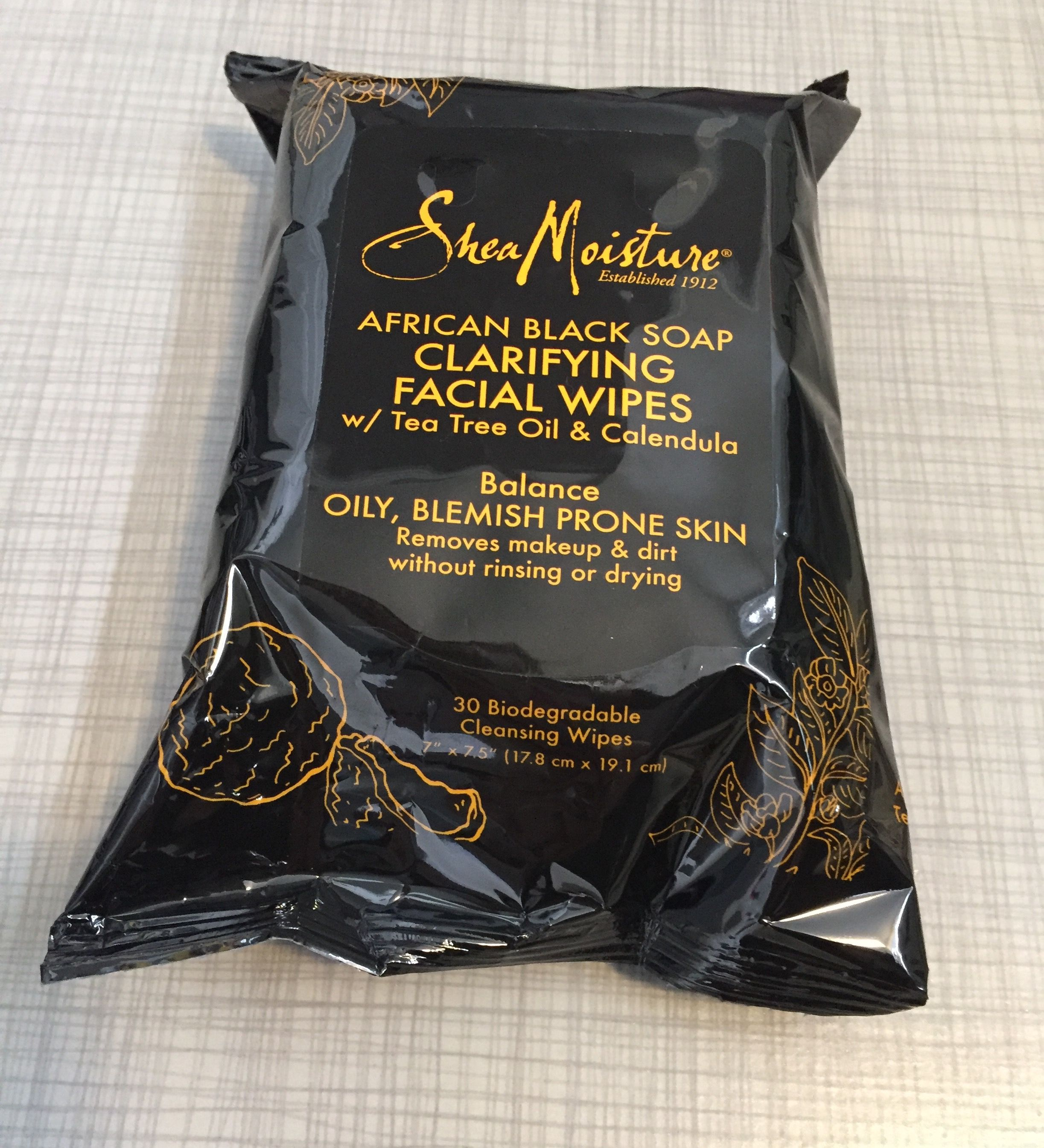 Zendaya Skin Care Routine Shea Moisture African Black Soap Clarifying Facial Wipes Don T Know About Skin Routine Shea Moisture Products Best Skin Care Routine