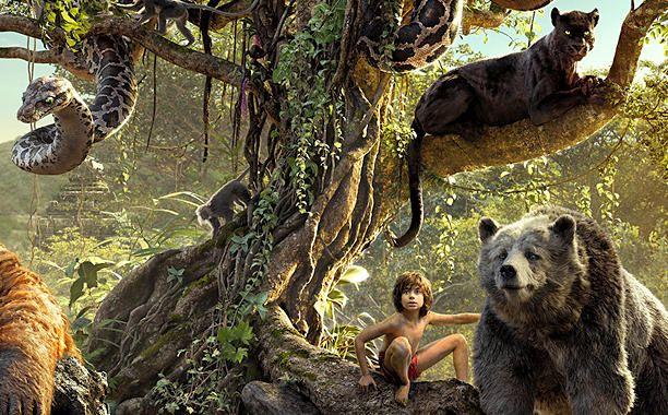 Jungle Book Alive With Magic Animal Kingdom