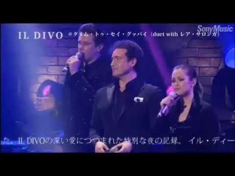 "Il Divo 'Live in Japan"" Trailer Japanese Version"
