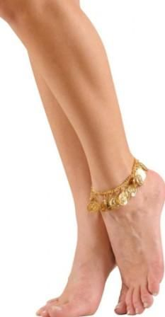 Anklets, beaded anklets,  designed anklets, diamond, gemstone anklets, Indian women Anklets, JEWELLERY,jewelry,traditional For More Visit http://nimsdivine.com/jewellary/anklets/gold-anklets/
