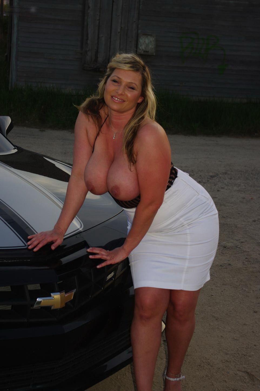 Gisele Mona sucks all naked nude photo