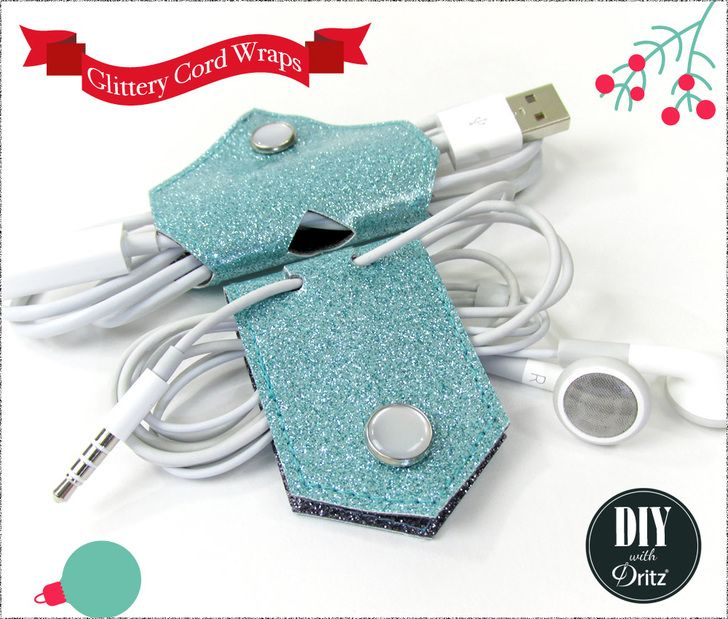 Photo of Great Glittering Gift Ideas: Fast and Easy with Dritz Hardwa…