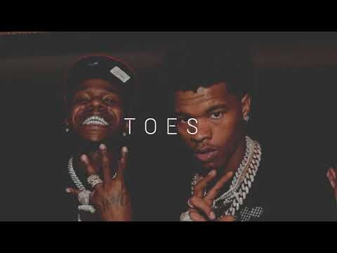 INSTRUMENTAL DaBaby Ft. Lil Baby & Moneybagg Yo TOES