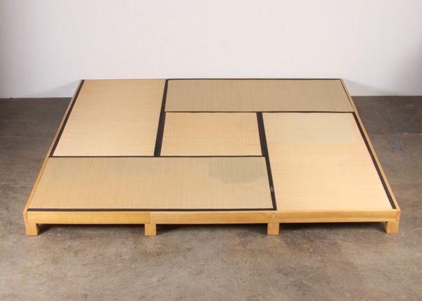 Low Platform Tatami Bed Tatami Bed Tatami Room Japan Room