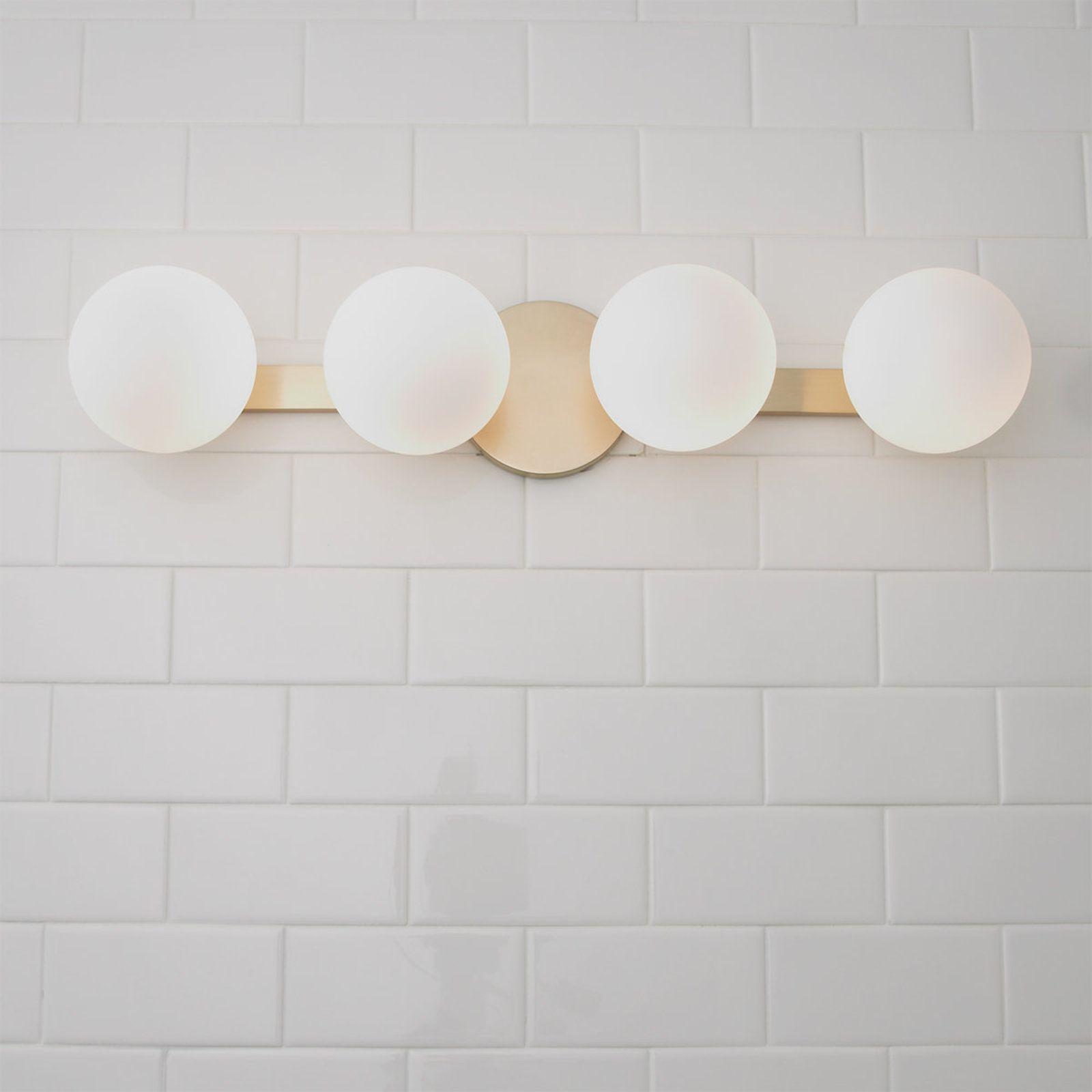 Pin By Kiki N On Bathroom Master Vanity Lighting Wall Mounted Light Light