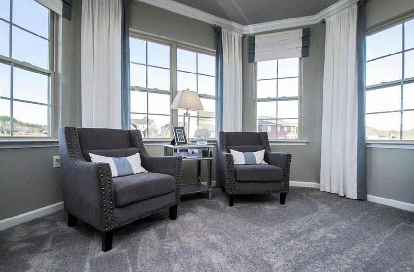 Living Room Flooring Ideas (Top Interior Designs) | Grey ...