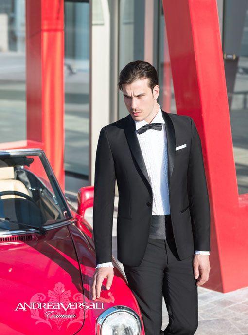 L uomo che vuole un abito da cerimonia impeccabile sceglie L Uomo Griffe 5b75fdc9eac
