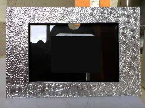 Espejos repujados en aluminio buscar con google metal embossing pinterest pewter and - Aluminio espejo ...