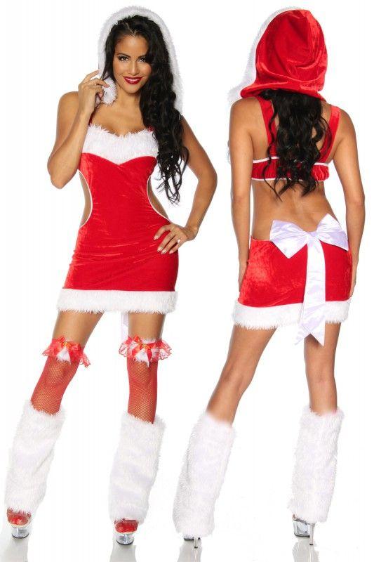 sexy Weihnachtsstrampler