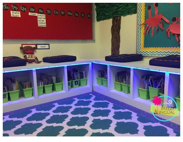 Classroom Tips Tricks Breezy Bilingual Led Light Strips Classroom Led Strip Lighting