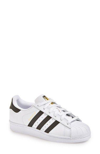 adidas 'Superstar' Sneaker (Mujer) diseño | Nordstrom | tennis diseño (Mujer) de a9ed05