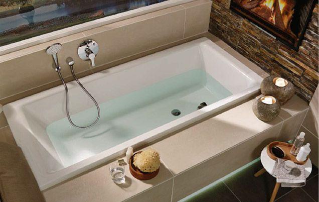 Diana Badezimmer ~ Diana badewanne mit breitem rand hier kann man super beqem