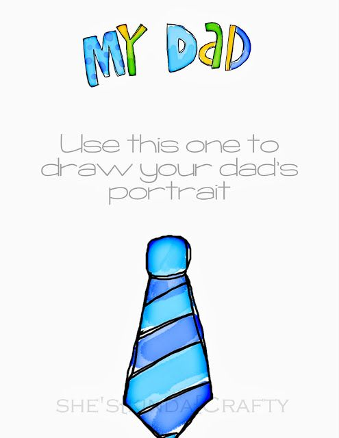 time for a quiz | father's day free printables - shes