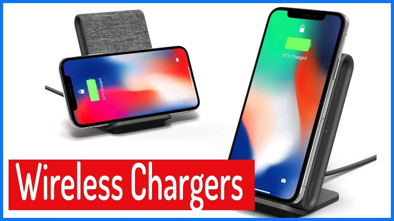 Top 5 Best Portable Wireless Chargers 2020 For iPhone, Samsung in 2020 |  Wireless charger, Chargers, Samsung