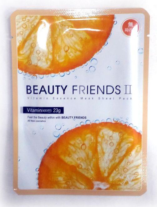 비타민 마스크팩(Vitamin)  피부기초 건강에 효과적인 성분으로 알려진 비타민 E가 함유되어 피부를 튼튼하고 촉촉하게 만드는데 도움을 줍니다.