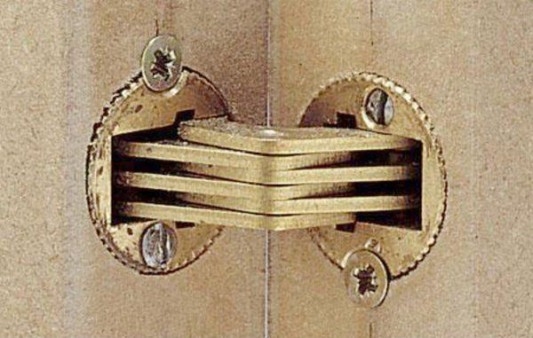 Bisagra OcultaBisagras Cilindrica De Brass Latón Ocultas stdQrh