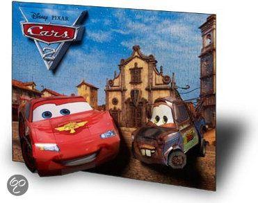 bol.com | Cars Mega Puzzles - 3D Puzzel | Speelgoed | 3D Puzzel ...