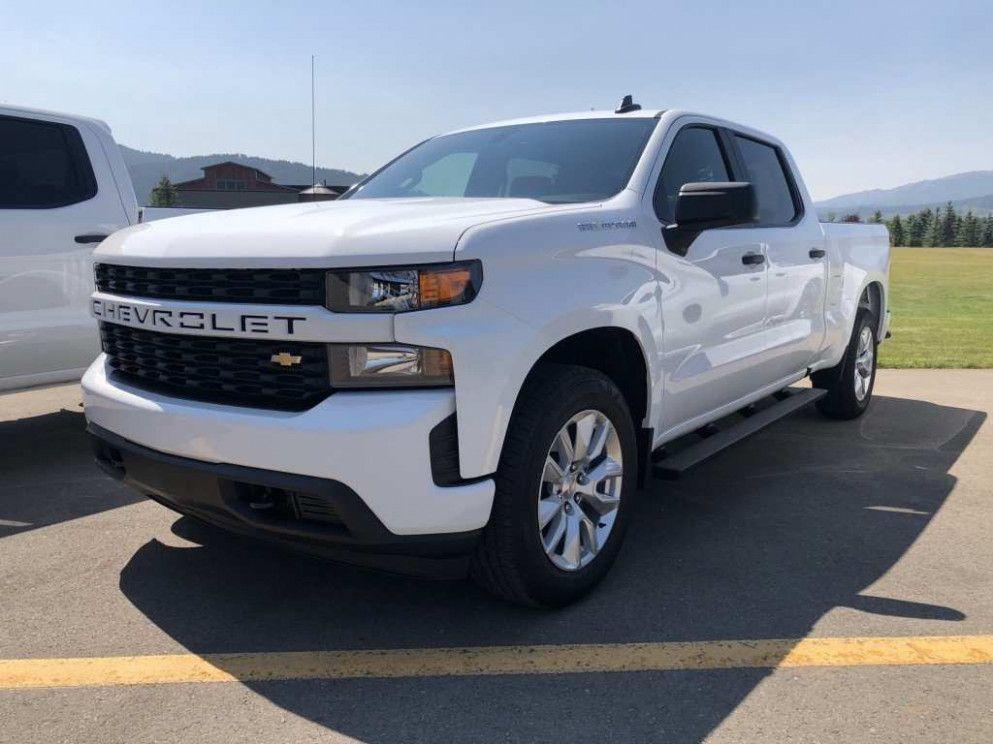 Chevrolet Silverado 2020 Release Date Review 2020