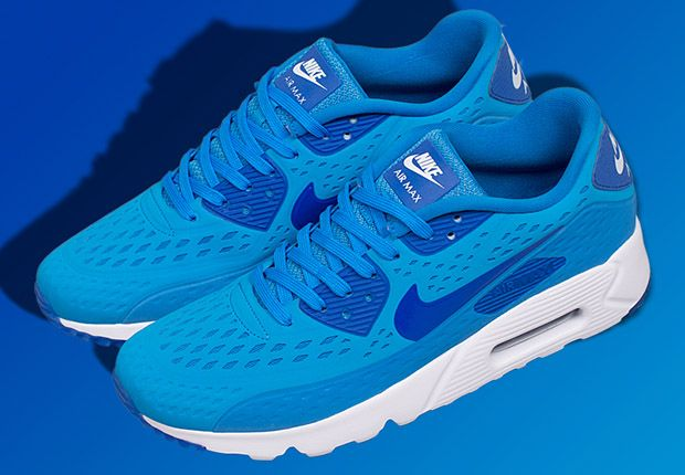 nike air max 90 ultra br light photo blue 1 | Zapatillas