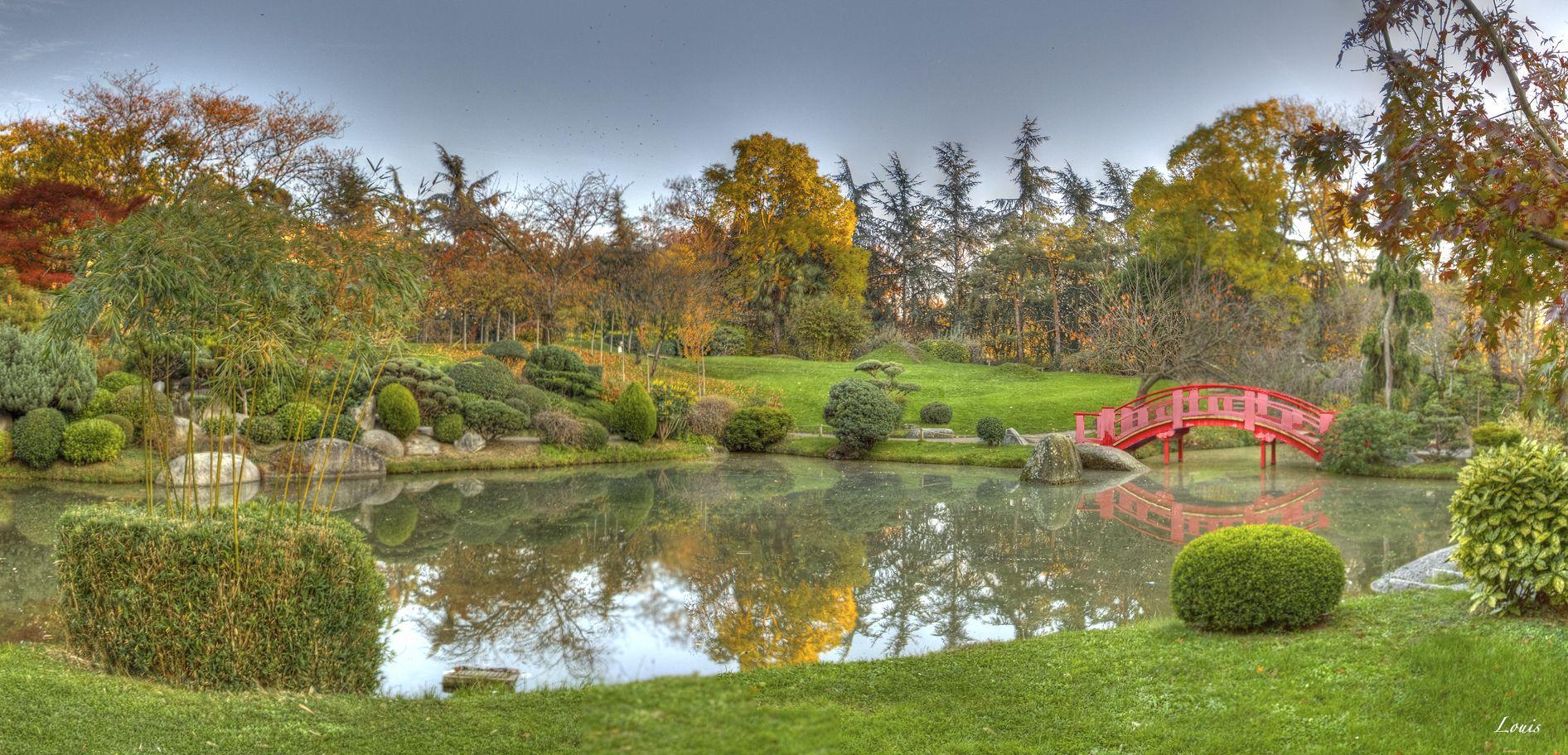 Jardin Japonais Jardin Japonais Toulouse Jardins