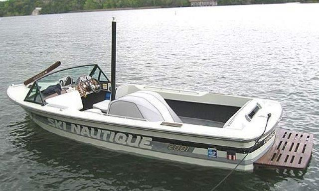 The Grey Ghost Rides Again Thank You Rob Boat Ski Boats
