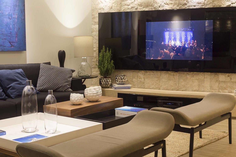 Cer Mica Para Quarto E Painel Quarto Casal Tv Rcfdesign Com -> Painel De Sala Com Ceramica