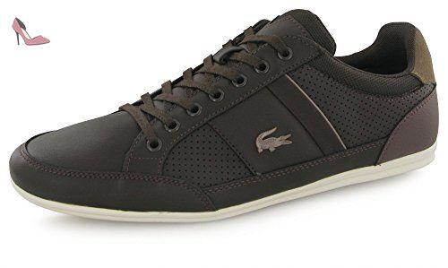 Chaymon Lacoste Marron Link 41 Chaussurespartner eWdCBrox