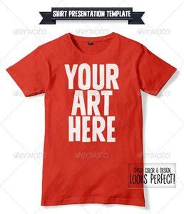 Download Graphicriver Unisex Shirt Mockup