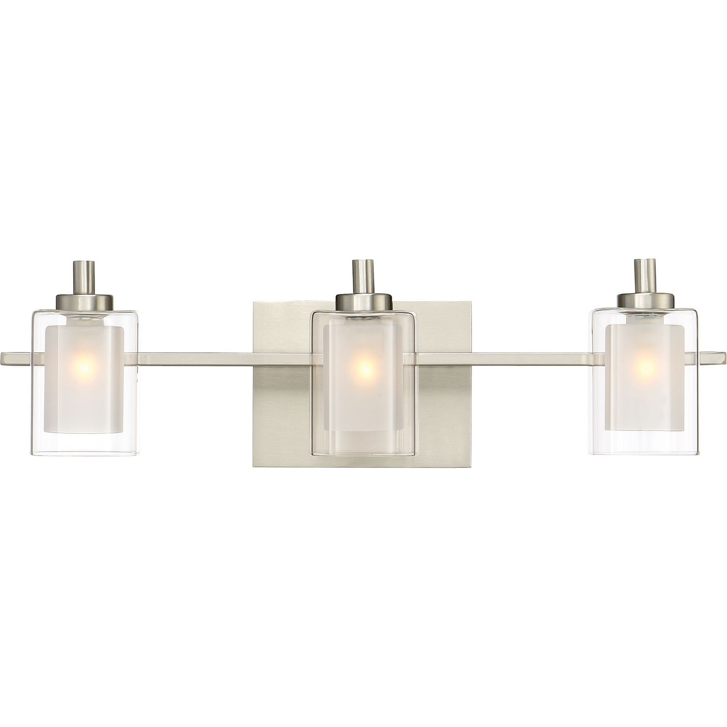Three Light Bath Light For the Home Pinterest