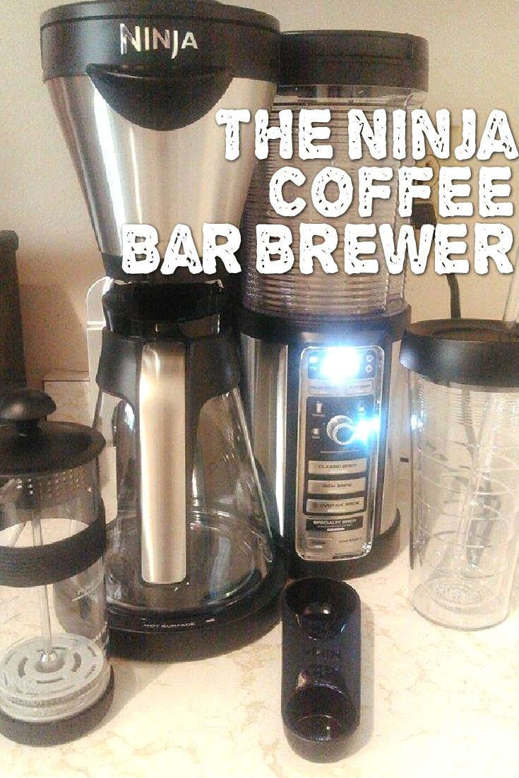 Ninja Coffee Bar just sounds cool You might not have a clue what it