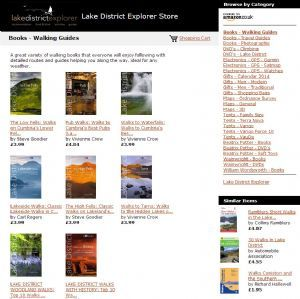 You can now buy from us through Amazon | Lake District Explorer News