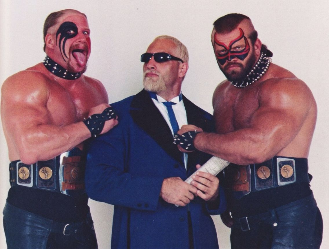 Image result for road warriors paul ellering'
