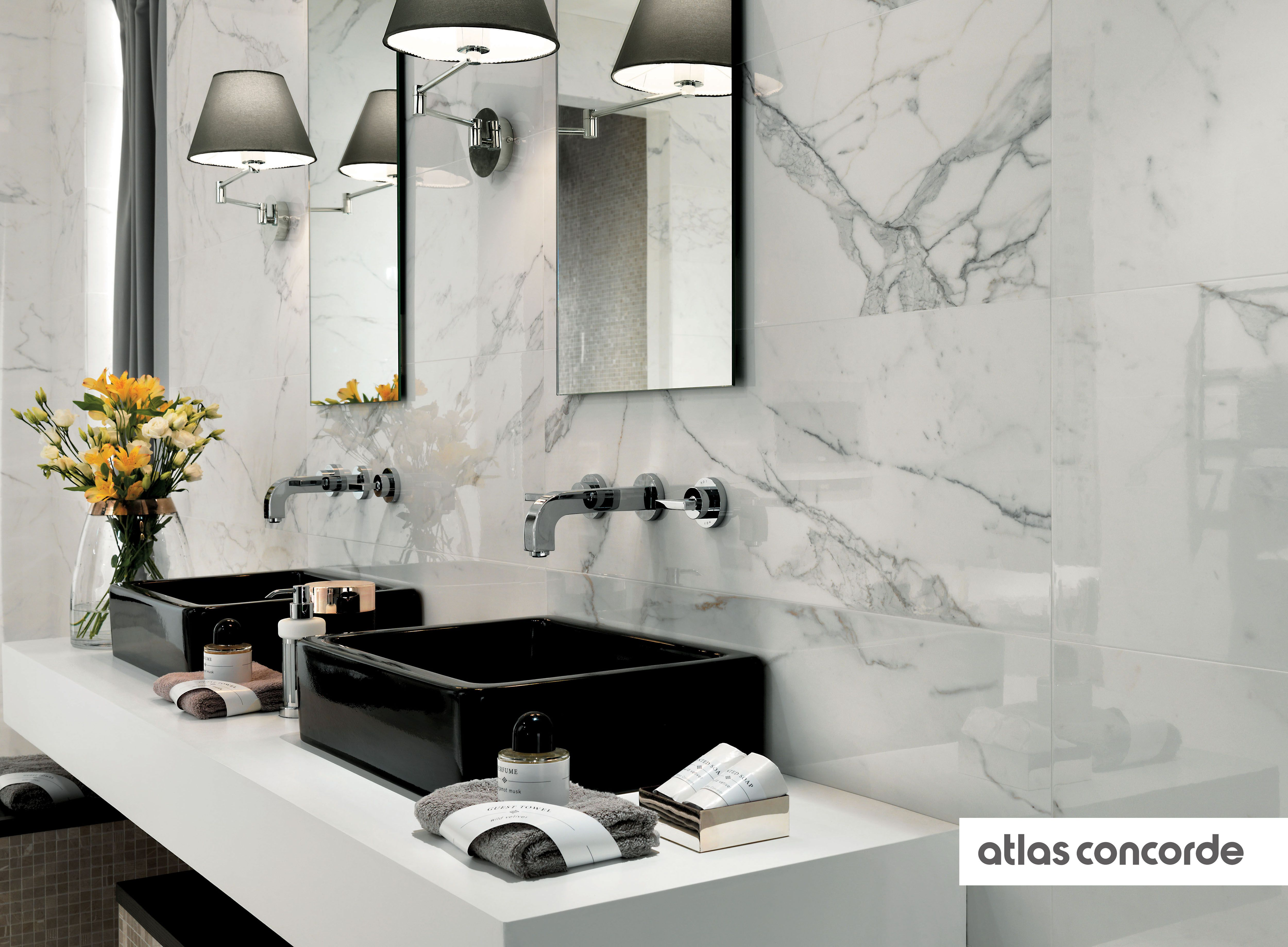 Collections | Calacatta, Concorde and Walls