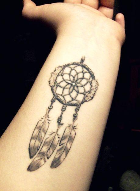 Tattoo Idea! | INK | Pinterest | Tattoos, Dream catcher tattoo and ...