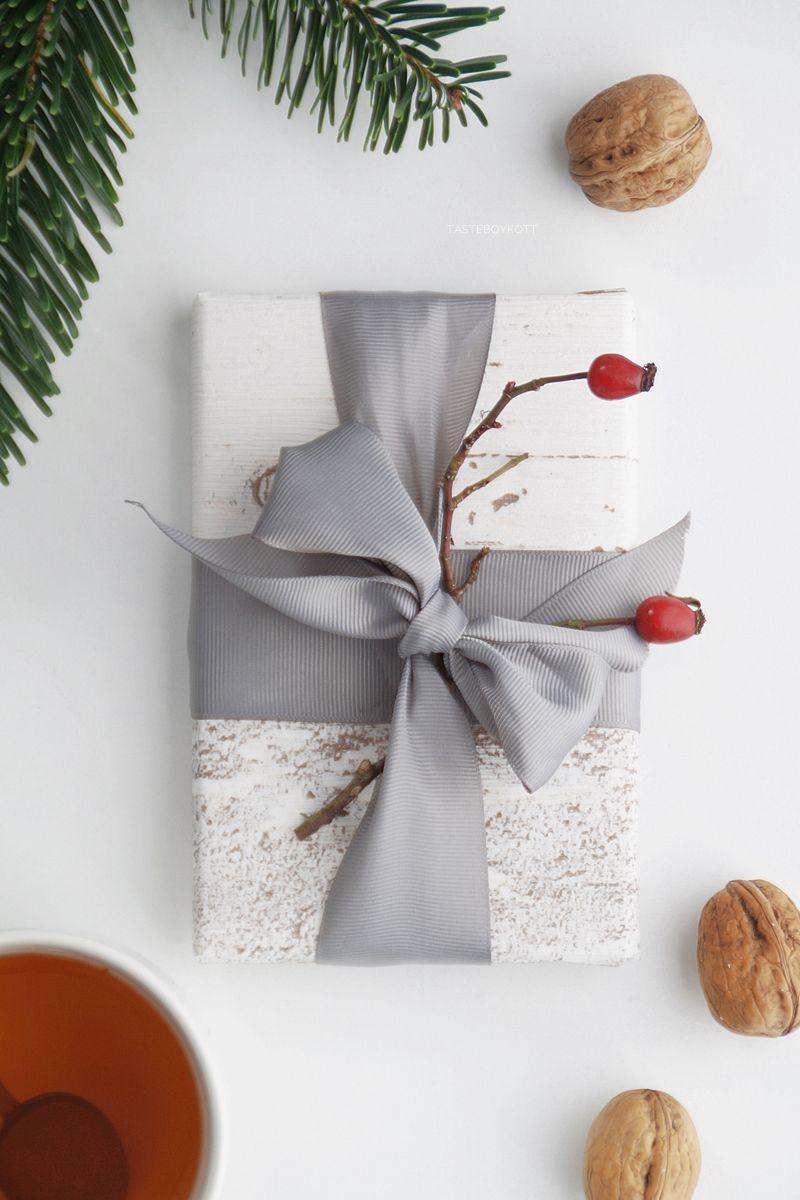 Weihnachtsgeschenke kreativ verpacken – DIY-Ideen | Meine DIY ...