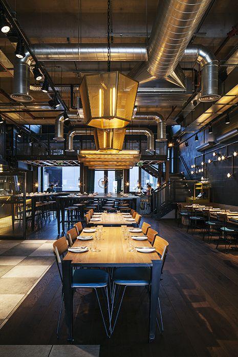 Restaurant Interieur Design.Chai Ki London Restaurant Interior Design By Designlsm