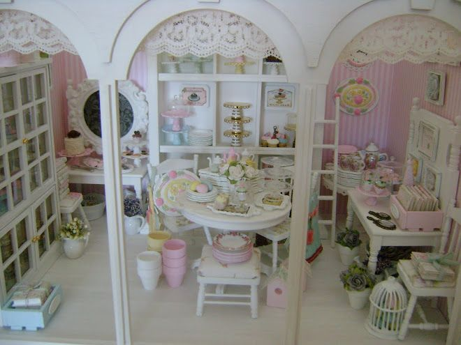Miniature Shop - Shabby Treasures