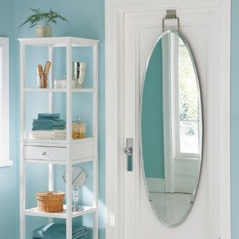 mirrors door walls pin beveled and mirror over the doors
