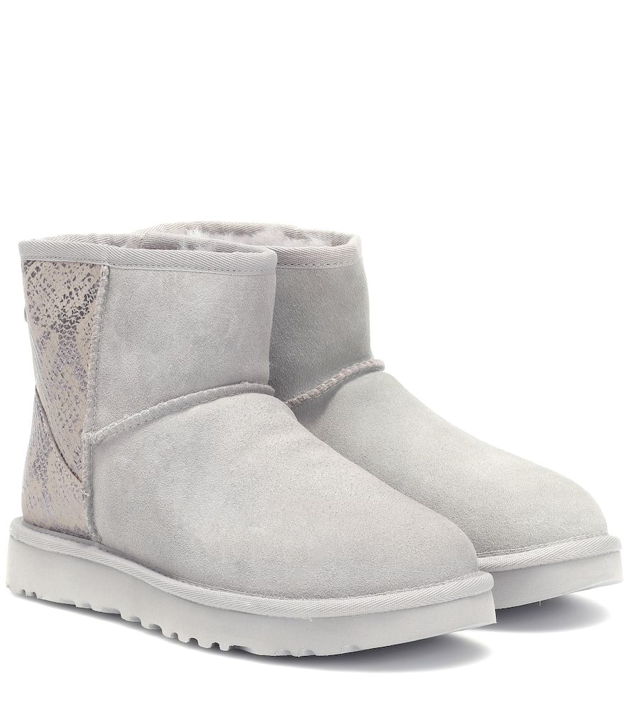 Classic Mini Ankle Boots