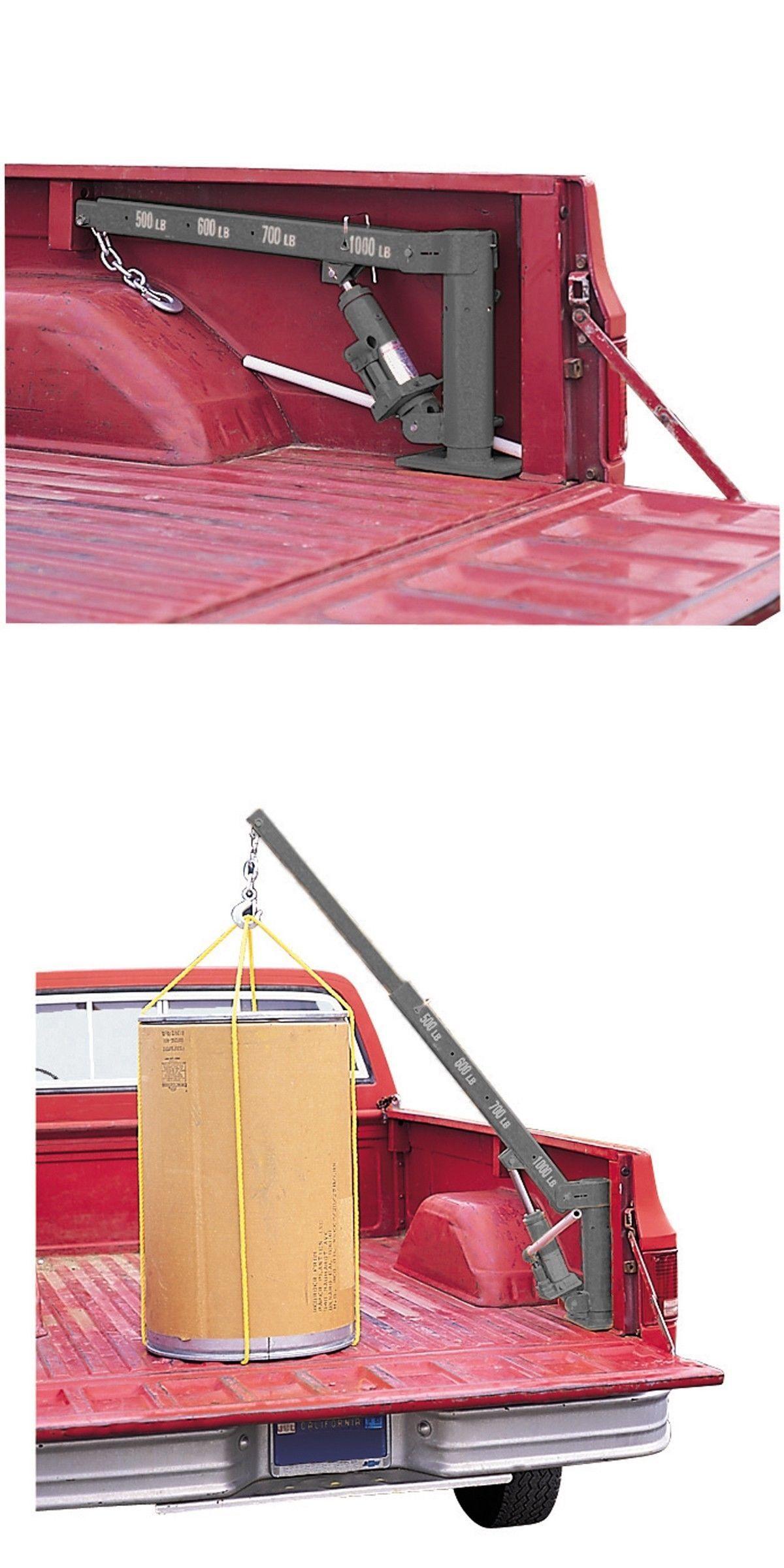 Winches 66798 1 2 Ton 1000 Lb Pickup Truck Bed Crane