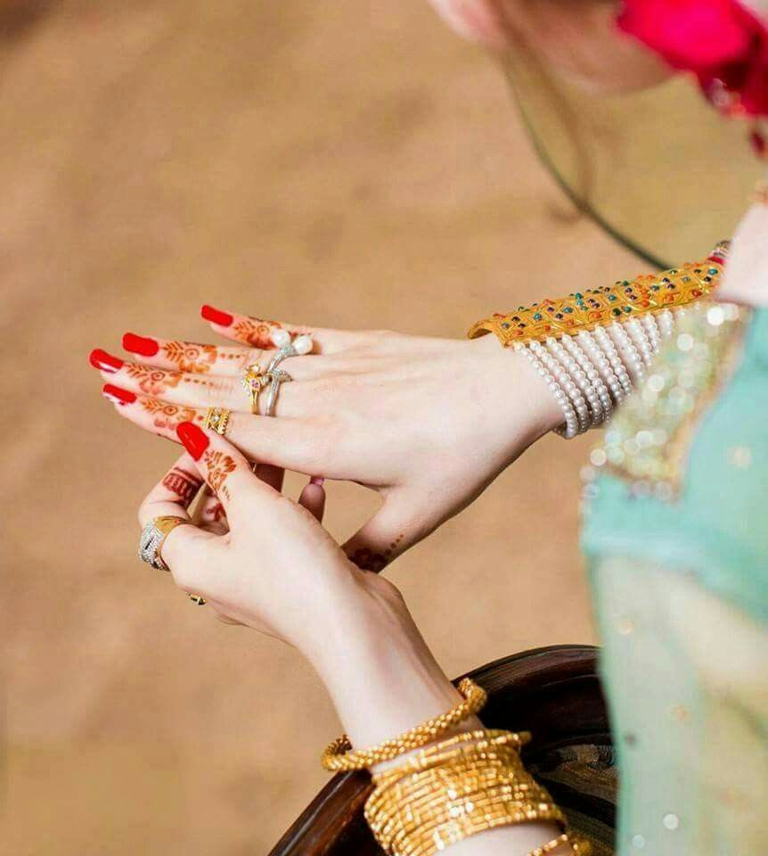 Pin mehndi and bangles display pics awesome dp wallpaper on pinterest - Bride Dpzzz