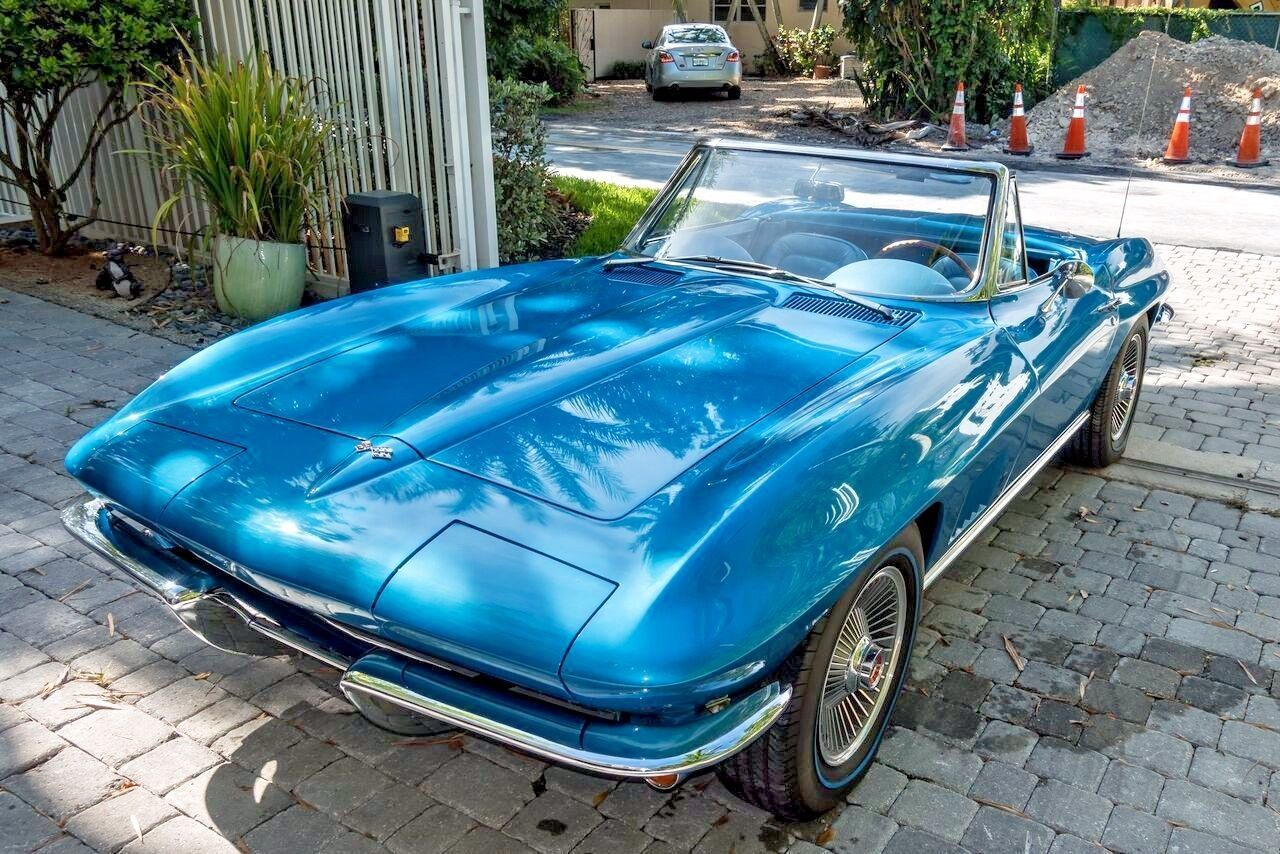 1967 Chevrolet Corvette Sting Ray Roadster 1967 Sting Ray