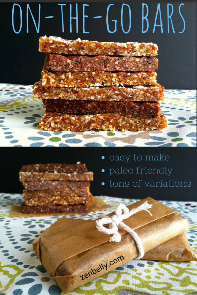 On-The-Go Bars images