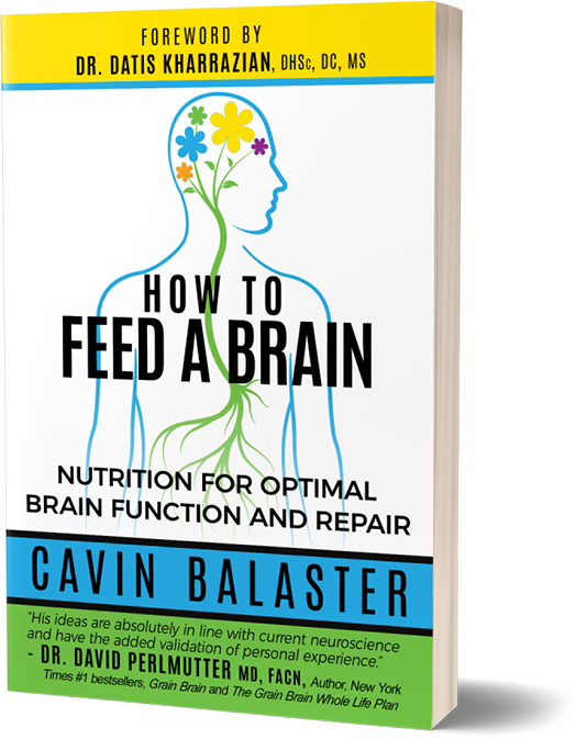 Learn How to Feed a Brain: Nutrition for Optimal Brain ...