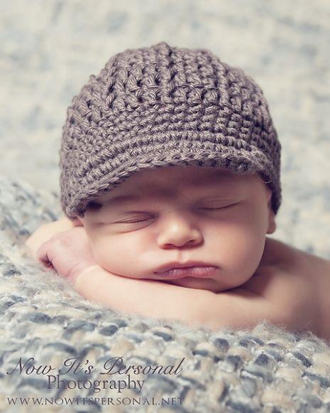 Crochet Patterns Ribbed Newsboy Hat Crochet Pattern Visor Hats