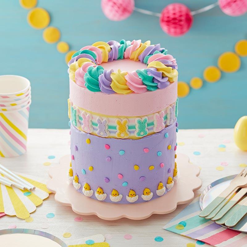 23 Easy Easter Cake Ideas - Cute Easter Cake Recipes | Wilton | Easter cake easy, Easter cakes, Easter cake recipes
