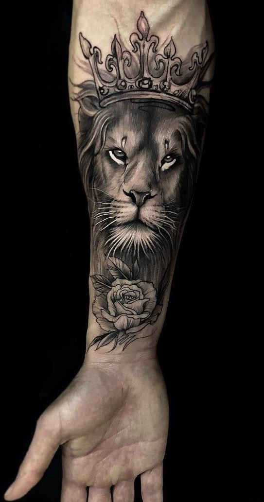 50 Eye-Catching Lion Tattoos Thatll Make You Want To Get Inked