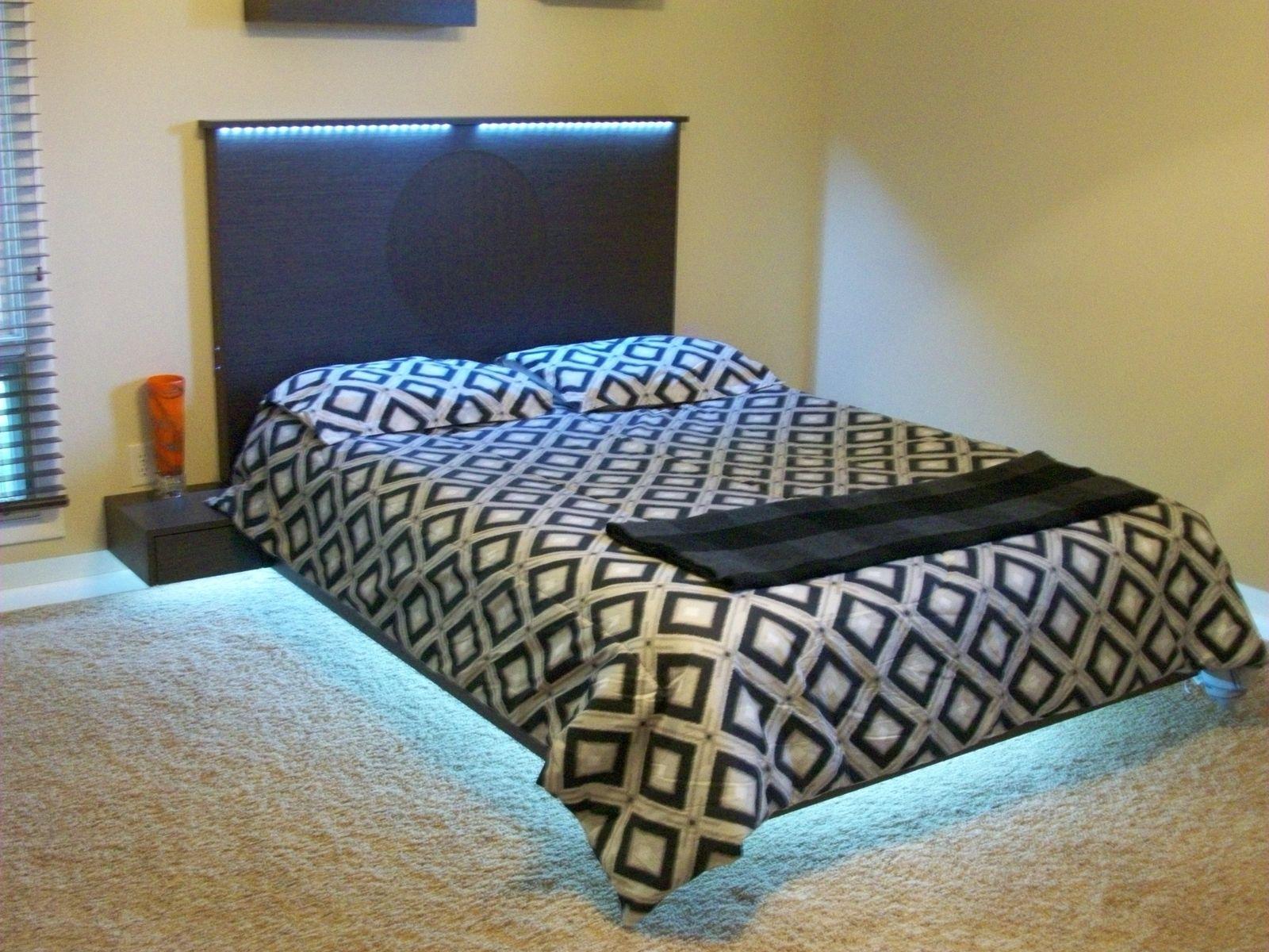 Bon Floating Bed