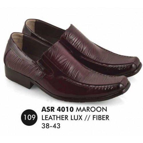 Jual Sepatu Pantofel Pria Everflow Asr 4010 Pria Kulit